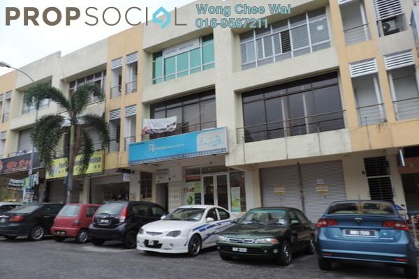 For Rent Office at Section 8, Bandar Mahkota Cheras Freehold Semi Furnished 0R/0B 1.8k