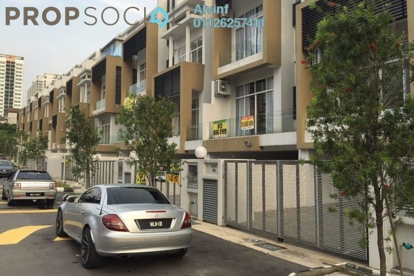 For Sale Condominium at Happy Garden, Old Klang Road Freehold Semi Furnished 6R/6B 2m