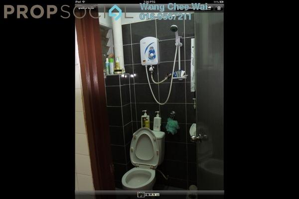 For Rent Condominium at Grandeur Tower, Pandan Indah Leasehold Semi Furnished 3R/2B 1.15k