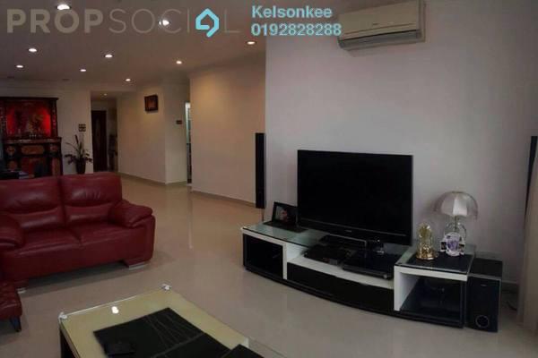 For Sale Condominium at Prima Setapak I, Setapak Leasehold Fully Furnished 3R/2B 500k