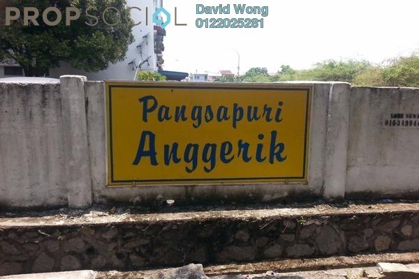 For Sale Apartment at Anggerik Apartment, Kajang Freehold Unfurnished 3R/2B 210k