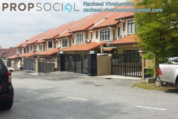 For Rent Terrace at Puchong Hartamas, Puchong Freehold Semi Furnished 4R/3B 1.9k