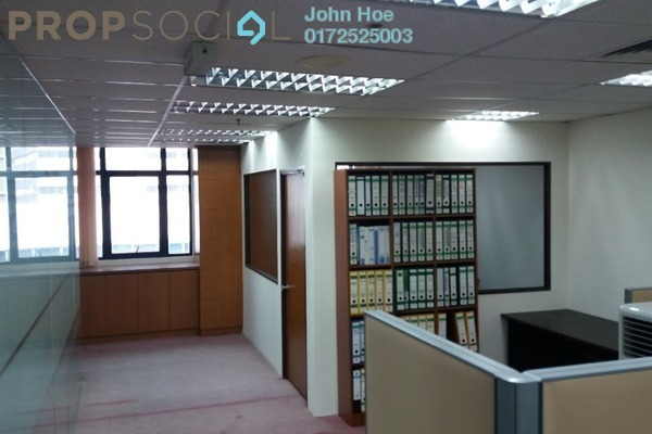 For Rent Office at Wisma UOA II, KLCC Freehold Fully Furnished 2R/1B 4k