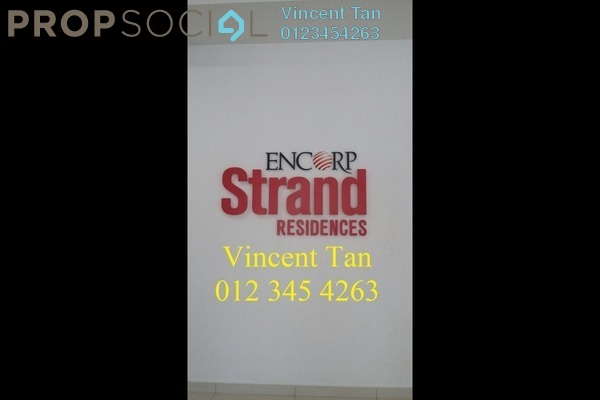 For Rent Serviced Residence at Encorp Strand Residences, Kota Damansara Leasehold Fully Furnished 1R/1B 1.5k