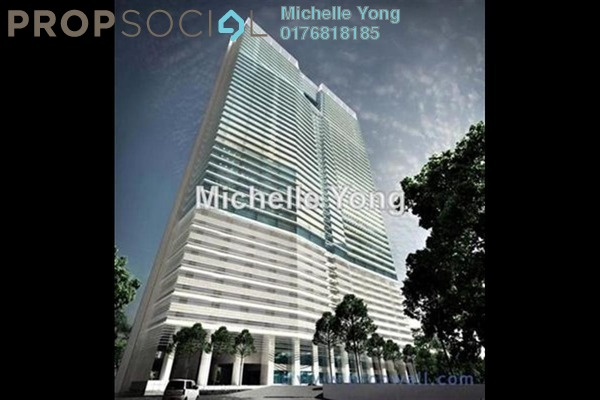 For Sale Office at Q Sentral, KL Sentral Freehold Semi Furnished 1R/1B 1.98m