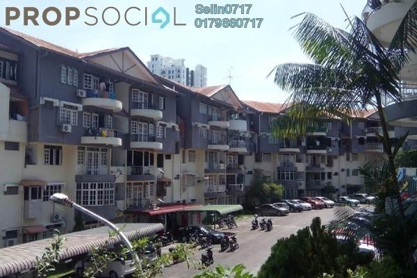 For Sale Condominium at Mutiara Perdana 1, Sungai Ara Freehold Semi Furnished 3R/3B 310k