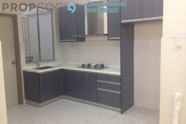 For Rent Condominium at Radius Residence, Selayang Heights Leasehold Semi Furnished 3R/2B 1.2k