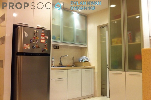For Sale Condominium at Casa Indah 2, Tropicana Leasehold Semi Furnished 3R/3B 830k