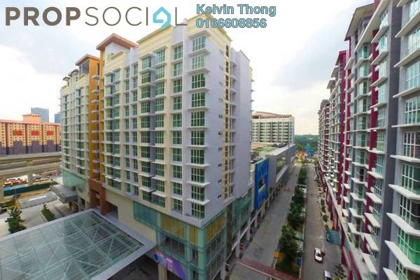 For Rent Condominium at Pacific Place, Ara Damansara Leasehold Semi Furnished 3R/2B 1.7k