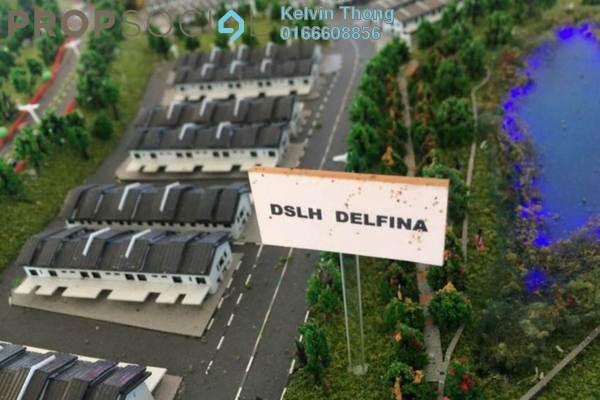 For Sale Terrace at Delfina, Nilai Impian Freehold Unfurnished 5R/3B 528k