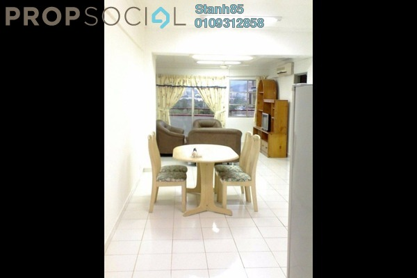 For Rent Condominium at Casa Ria, Cheras Freehold Fully Furnished 3R/2B 1.95k