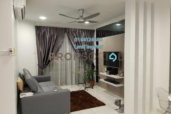 For Rent Condominium at Residensi Laguna, Bandar Sunway Leasehold Fully Furnished 3R/2B 1.8k