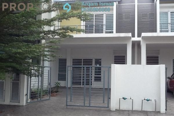 For Rent Terrace at Taman Cheras Idaman, Bandar Sungai Long Leasehold Unfurnished 4R/3B 1.6k