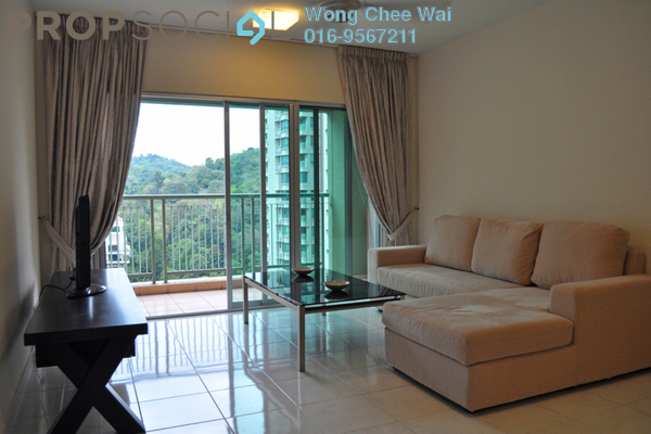For Sale Condominium at Kiara Designer Suites, Mont Kiara Freehold Semi Furnished 3R/2B 760k
