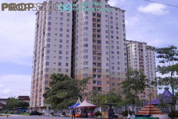 For Rent Apartment at Mutiara Condominium, Bukit Mertajam Freehold Unfurnished 3R/2B 700translationmissing:en.pricing.unit
