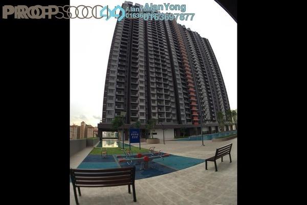For Rent Condominium at Platinum Lake PV21, Setapak Freehold Unfurnished 3R/2B 1.4k