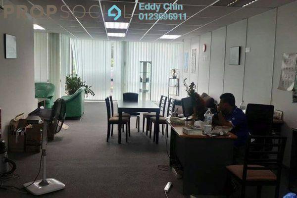 For Rent Office at Pusat Bandar Puchong Industrial Park, Pusat Bandar Puchong Freehold Semi Furnished 1R/1B 3k