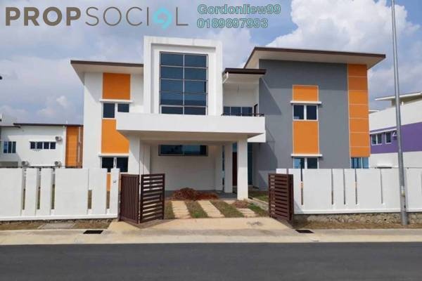 For Rent Bungalow at Pelangi Heights, Mantin Freehold Unfurnished 6R/5B 2k