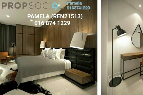 For Sale SoHo/Studio at LD Legenda, Kuching Freehold Fully Furnished 2R/2B 345k