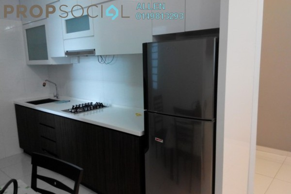 For Rent Condominium at The Sky Residence, Cheras Freehold Fully Furnished 1R/2B 1.6k