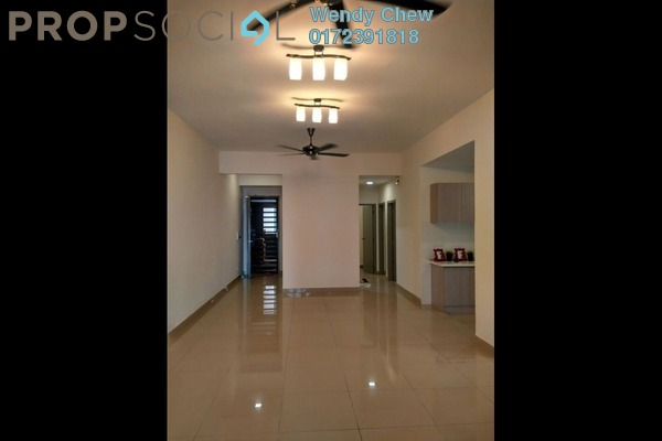 For Sale Condominium at The Wharf, Puchong Leasehold Semi Furnished 3R/2B 470k