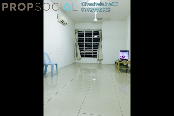 For Sale Condominium at Selayang Point, Selayang Freehold Semi Furnished 3R/2B 468k