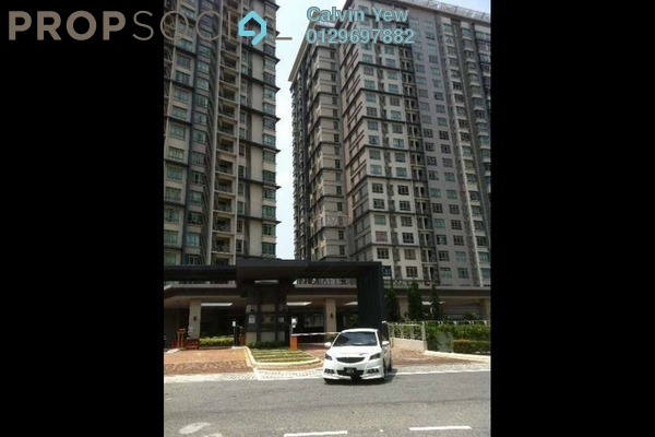 For Rent Condominium at Shaftsbury Square, Cyberjaya Freehold Semi Furnished 0R/1B 1.3k