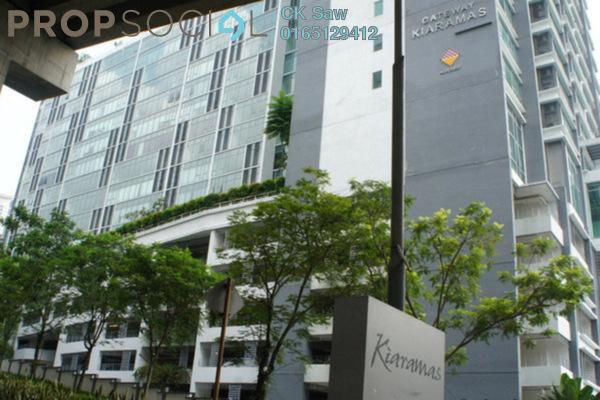 For Rent Condominium at Gateway Kiaramas, Mont Kiara Freehold Fully Furnished 2R/3B 4k