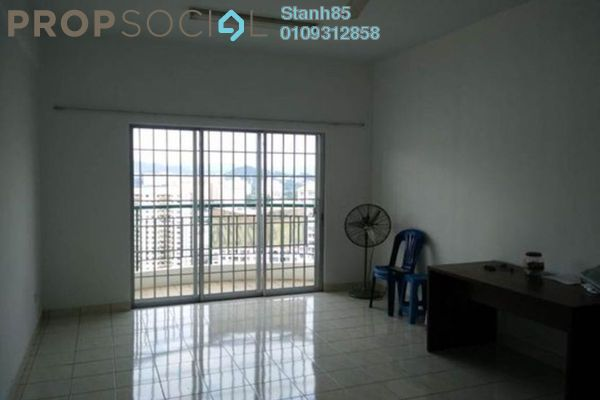 For Rent Condominium at Plaza Prima Setapak, Setapak Leasehold Semi Furnished 3R/2B 1.45k