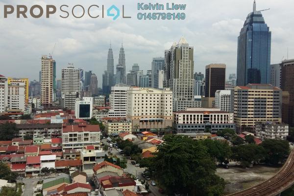 For Sale Condominium at Regalia @ Jalan Sultan Ismail, Kuala Lumpur Freehold Semi Furnished 2R/3B 850k