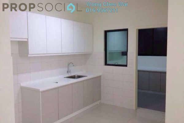 For Sale Condominium at The Z Residence, Bukit Jalil Freehold Semi Furnished 3R/2B 640k