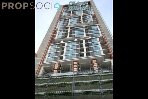 For Rent Condominium at TTDI Ascencia, TTDI Freehold Semi Furnished 1R/1B 2.6k