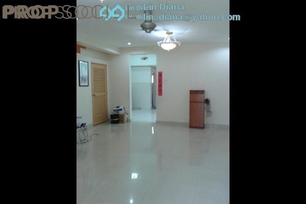 For Sale Terrace at Seksyen 9, Bandar Mahkota Cheras Freehold Semi Furnished 3R/3B 600k