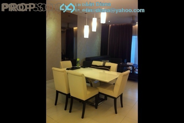 For Rent Serviced Residence at Setia Walk, Pusat Bandar Puchong Freehold Fully Furnished 3R/2B 3.6k
