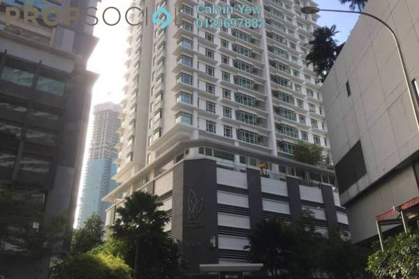 For Rent Condominium at Binjai Residency, KLCC Freehold Fully Furnished 6R/5B 8k