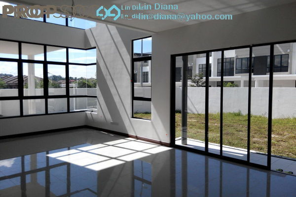 For Sale Terrace at SL7, Bandar Sungai Long Freehold Unfurnished 5R/5B 1.59m