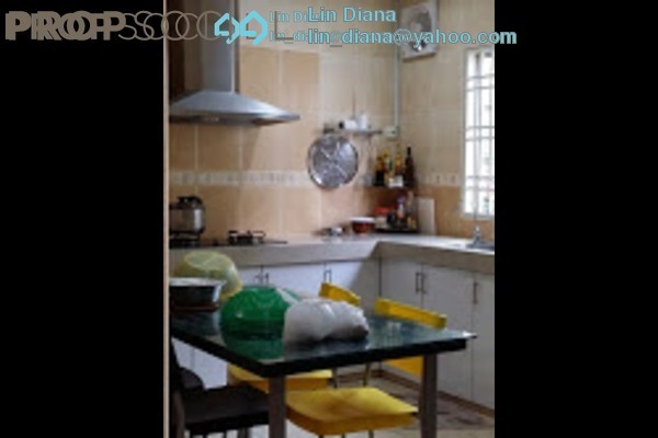 For Sale Terrace at Section 6, Bandar Mahkota Cheras Freehold Fully Furnished 4R/3B 775k