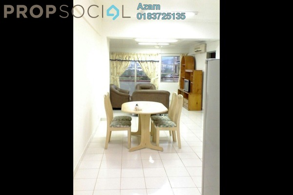 For Rent Condominium at Casa Ria, Cheras Freehold Fully Furnished 3R/2B 2k