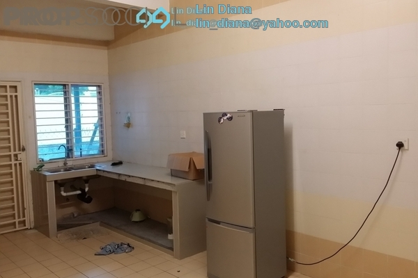 For Rent Terrace at Cheras Vista, Bandar Mahkota Cheras Freehold Semi Furnished 4R/3B 1.65k