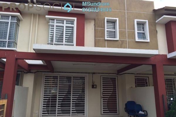 For Rent Terrace at Bandar Parklands, Klang Freehold Unfurnished 4R/4B 1.2k