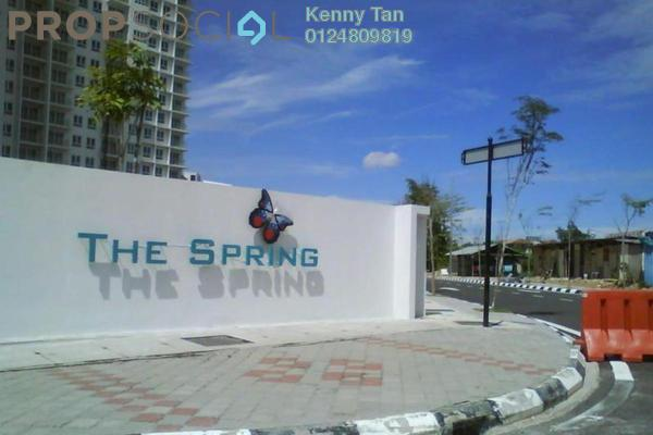 For Sale Condominium at The Spring, Jelutong Leasehold Unfurnished 3R/2B 620k