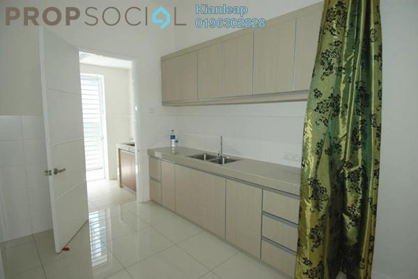 For Rent Terrace at Bandar Teknologi Kajang, Semenyih Freehold Semi Furnished 4R/3B 1.8k