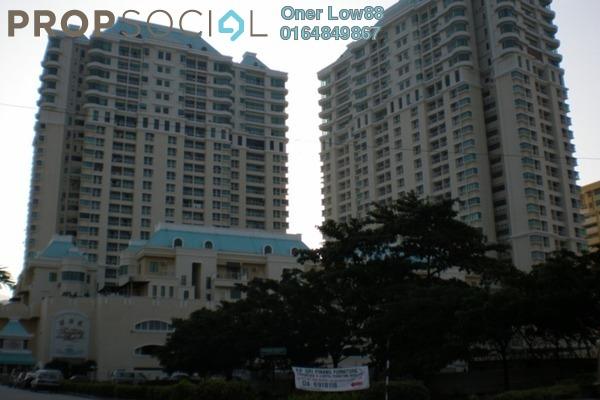 For Rent Condominium at Tanjung Park, Tanjung Tokong Freehold Fully Furnished 3R/2B 1.8k