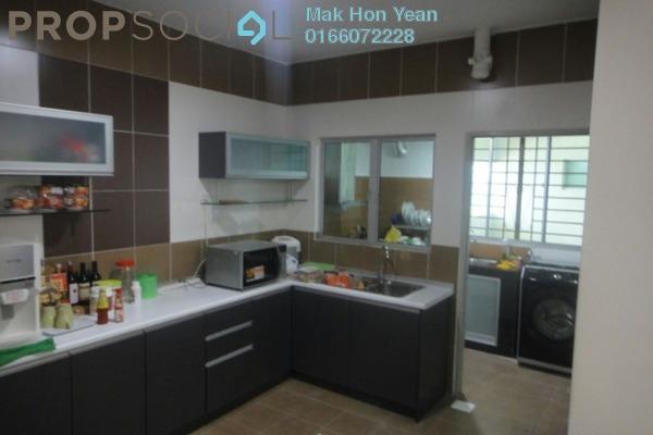 For Sale Condominium at Mutiara Anggerik, Shah Alam Leasehold Fully Furnished 4R/2B 550k