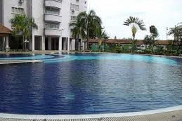 For Rent Condominium at Ridzuan Condominium, Bandar Sunway Leasehold Unfurnished 2R/2B 1k