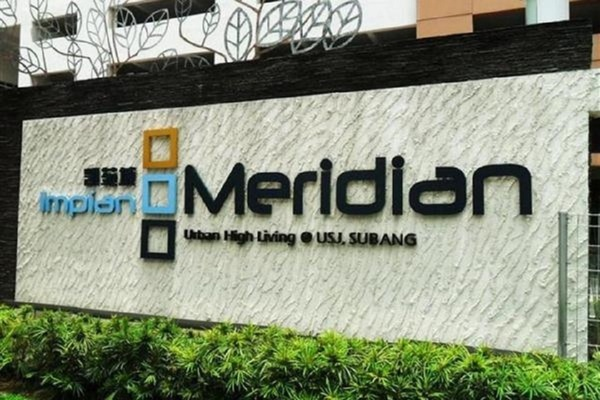 For Rent Condominium at Impian Meridian, UEP Subang Jaya Freehold Unfurnished 3R/2B 1.7k