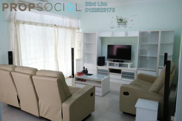 For Rent Terrace at Taman Bukit Serdang, Seri Kembangan Freehold Fully Furnished 3R/3B 1.45k
