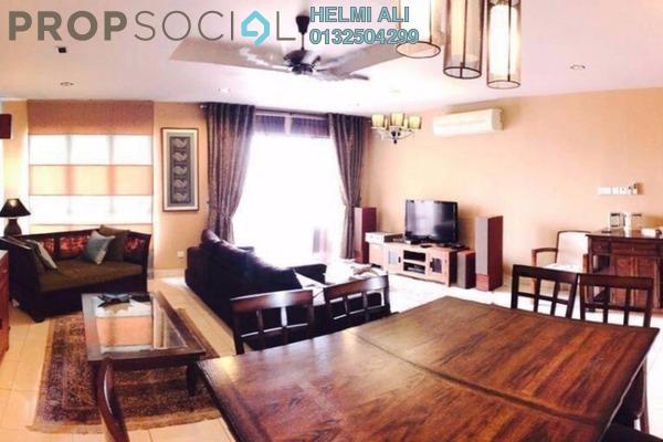 For Sale Condominium at Casa Indah 1, Tropicana Leasehold Semi Furnished 2R/2B 870k