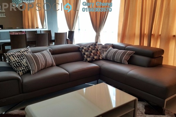 For Rent Condominium at The Capers, Sentul Freehold Fully Furnished 4R/0B 3.8k