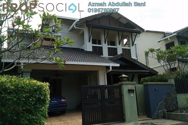 For Sale Bungalow at Anjung Suasana, Bandar Seri Putra Freehold Semi Furnished 5R/5B 1.6m